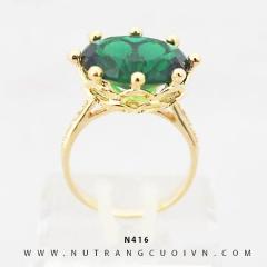 Nhẫn nữ đẹp N416