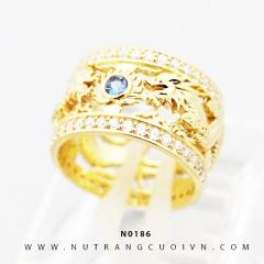 Mua Nhẫn nam Song Long N0186 tại Anh Phương Jewelry