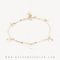 Mua Vòng tay đẹp PLT46 tại Anh Phương Jewelry
