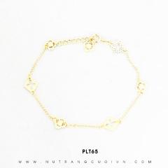 Mua Vòng tay đẹp PLT65 tại Anh Phương Jewelry