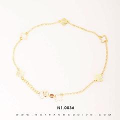 Mua Lắc chân vàng đẹp PLC62 tại Anh Phương Jewelry