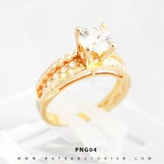 Nhẫn đính hôn PNG04