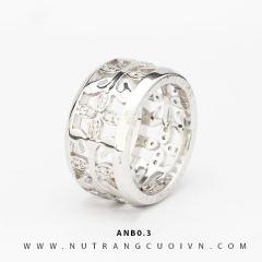 Nhẫn kiểu nam ANB03