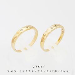 Mua NHẪN CƯỚI ĐẸP QNC41 tại Anh Phương Jewelry