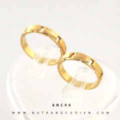 Mua NHẪN CƯỚI ĐẸP ANC94 tại Anh Phương Jewelry