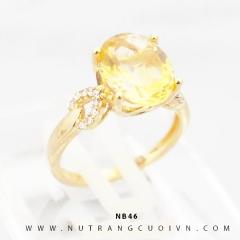 Nhẫn nữ đẹp NB46