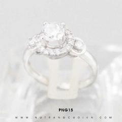 Nhẫn đính hôn PNG15