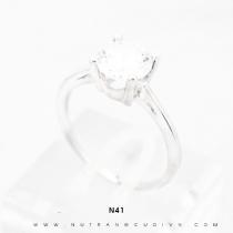 Mua Nhẫn bạc N41 tại Anh Phương Jewelry