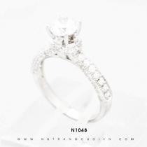 Nhẫn bạc N1048