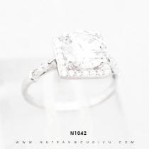 Nhẫn bạc N1042