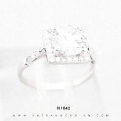 Mua Nhẫn bạc N1042 tại Anh Phương Jewelry
