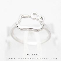 Mua Nhẫn bạc N1.0497 tại Anh Phương Jewelry