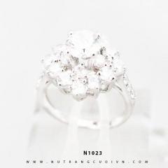 Mua Nhẫn đính hôn N1023 tại Anh Phương Jewelry