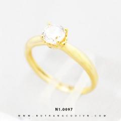 Nhẫn đính hôn N1.0097