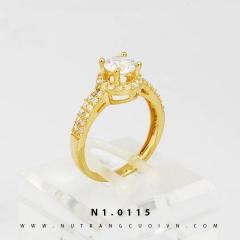 Nhẫn đính hôn N1.0115