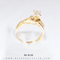 Nhẫn đính hôn N1.0125
