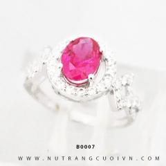 Mua Nhẫn nữ đẹp B0007 tại Anh Phương Jewelry