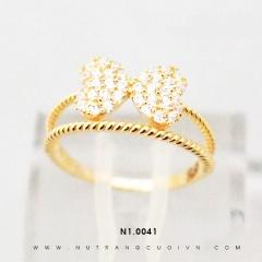 Nhẫn nữ đẹp N1.0041