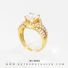 Mua Nhẫn đính hôn đẹp N1.0042 tại Anh Phương Jewelry