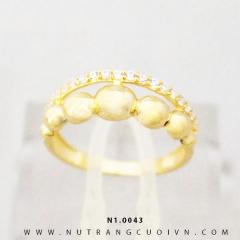Nhẫn nữ đẹp N1.0043