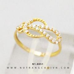 Nhẫn nữ đẹp N1.0051