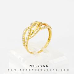 Nhẫn nữ đẹp N1.0056
