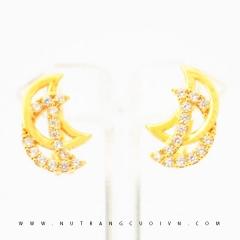 Bông tai vàng B401