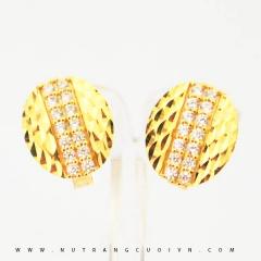 Bông tai vàng B368