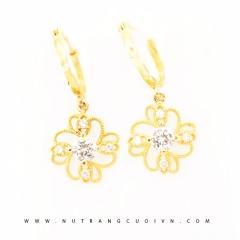 Mua Bông tai vàng BTN36 tại Anh Phương Jewelry
