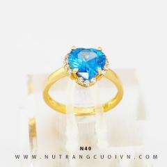 Nhẫn vàng nữ N40