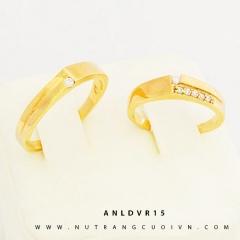 Mua NHẪN CƯỚI ĐẸP ANLDVR15 tại Anh Phương Jewelry