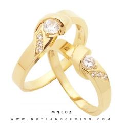 Mua NHẪN CƯỚI MNC02 tại Anh Phương Jewelry