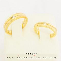 Mua NHẪN CƯỚI ĐẸP AP6211 tại Anh Phương Jewelry