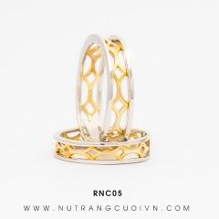 Nhẫn cưới đẹp RNC05
