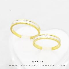 Nhẫn cưới đẹp RNC14