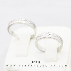 Mua Nhẫn cưới đẹp RNC17 tại Anh Phương Jewelry