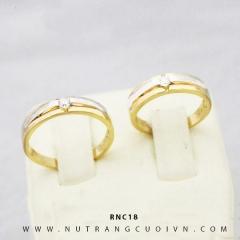 Nhẫn cưới đẹp RNC18