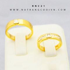 Nhẫn cưới đẹp RNC21