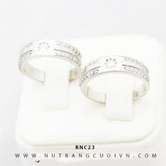 Nhẫn cưới đẹp RNC23