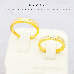 Nhẫn cưới đẹp RNC24
