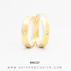 Mua Nhẫn cưới RNC27 tại Anh Phương Jewelry