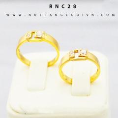 Nhẫn cưới đẹp RNC28