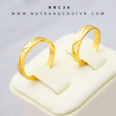 Nhẫn cưới đẹp RNC36