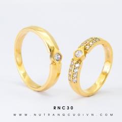 Nhẫn cưới đẹp RNC30