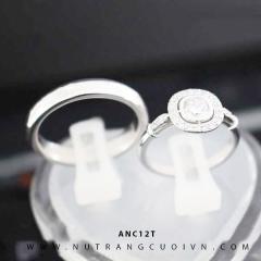 Mua Nhẫn cặp ANC12T tại Anh Phương Jewelry