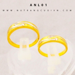 Mua Nhẫn cưới đẹp ANL01 tại Anh Phương Jewelry