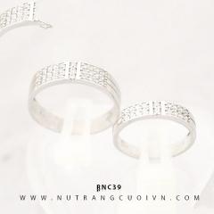 Mua Nhẫn cưới đẹp RNC39 tại Anh Phương Jewelry