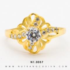 Nhẫn nữ đẹp N1.0057