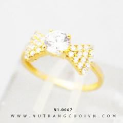 Mua Nhẫn nữ đẹp N1.0067 tại Anh Phương Jewelry