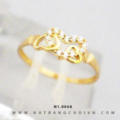 Nhẫn nữ đẹp N1.0068